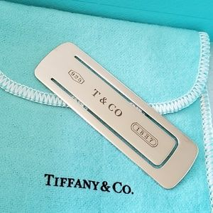 Tiffany & Co. Other - Silver Bookmark